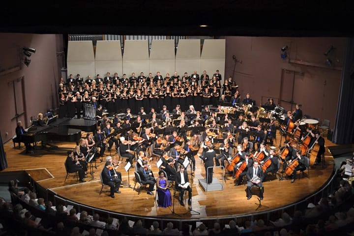 State College of Florida Choir and Orchestra